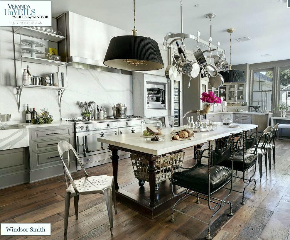 Perfect House Of Windsor Kitchen Veranda