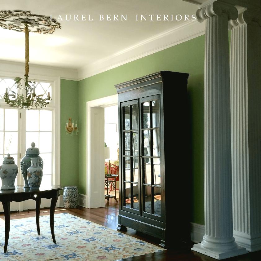 Bronxville Hall - classic home furnishings
