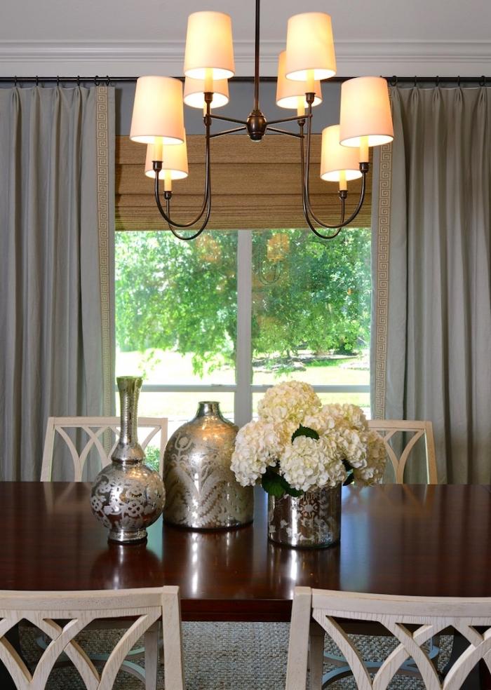 interior design transitional dining room Carla Aston