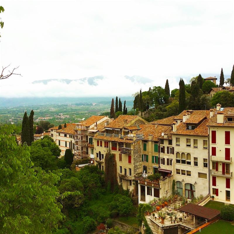 asolo italy vacation panoramic vista
