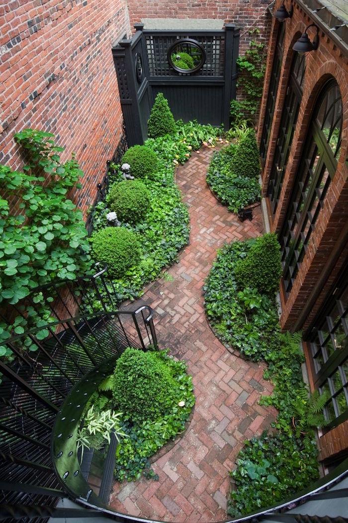 Hidden Gardens via Beacon Hill Garden Club