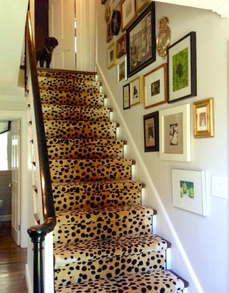 Merveilleux Elements Of Style Blog Leopard Staircase Runner Cheetah Carpet Glen Eden.com