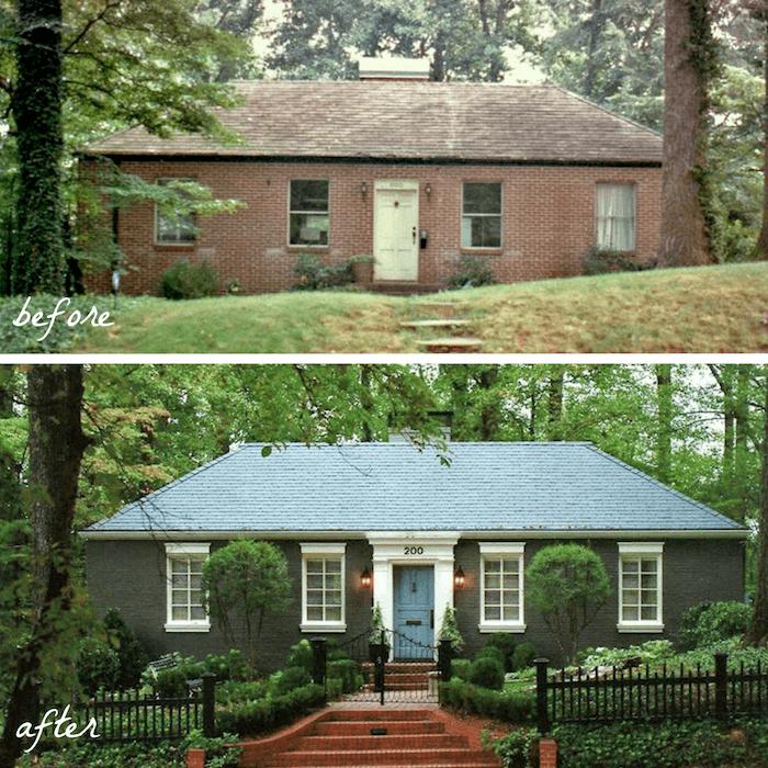 Nancy Keyes before-and-after-atlanta-brick-home