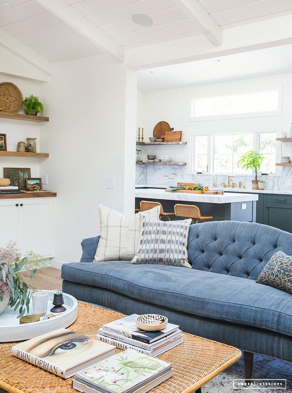 Three interior decorators with no formal training-- Scary! | laurel home