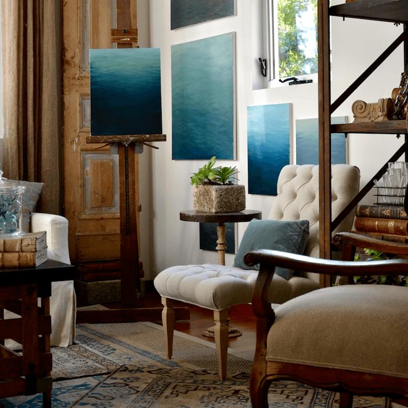 three interior decorators with no formal training scary laurel home
