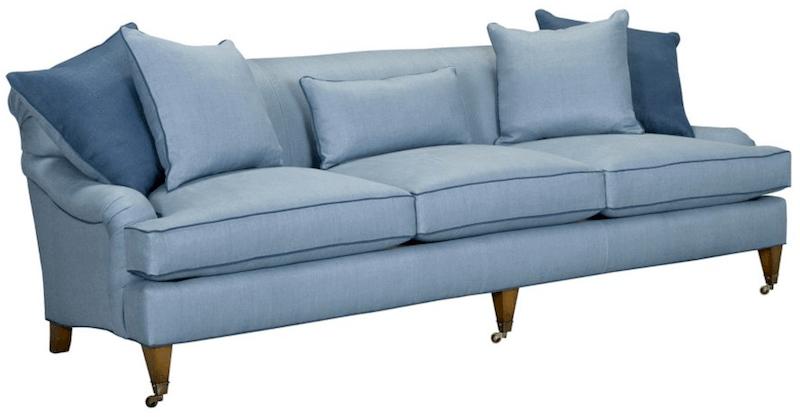 Mark D Sikes Santa Barbara Sofa by Henredon