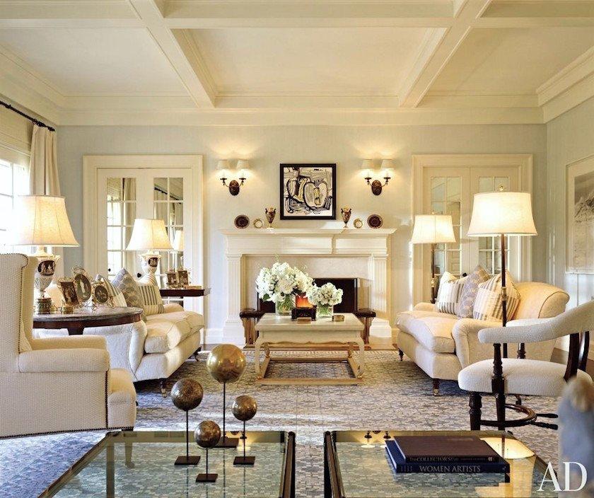 living-room-joseph-kremer-southampton-new-york-Architectural Digest ...