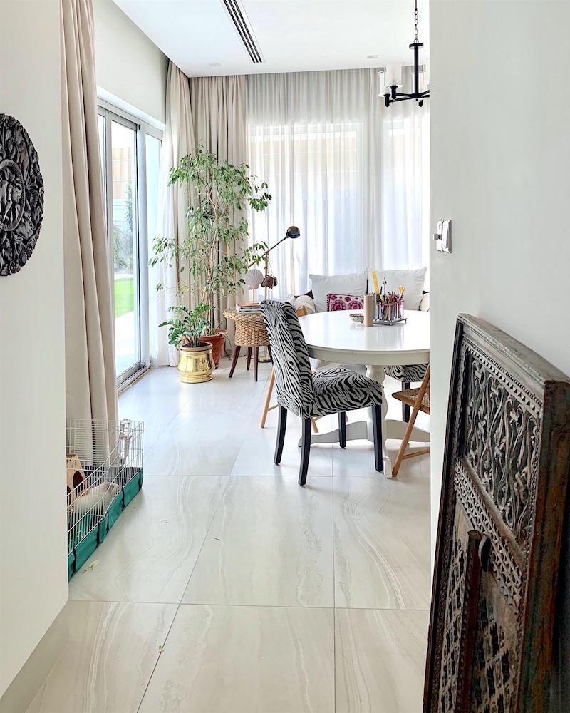 modern rental home