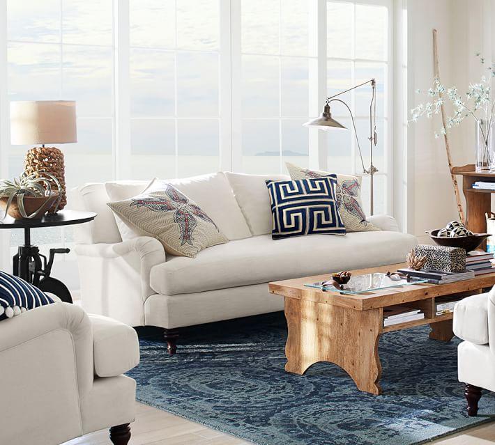 carlisle-upholstered-sofa from Pottery Barn