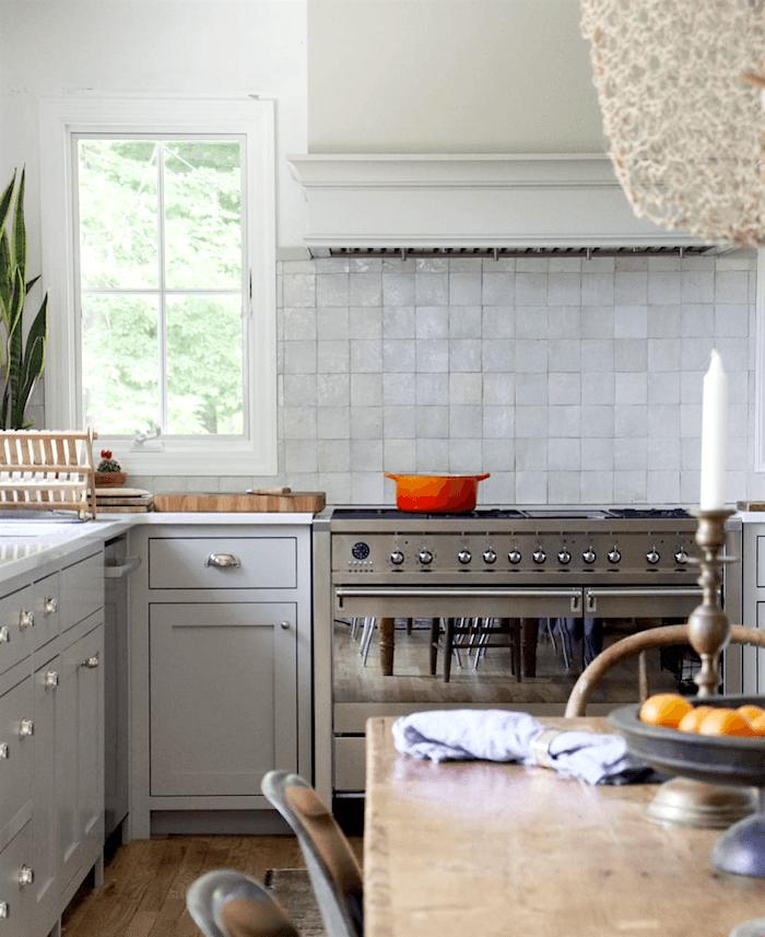 Timeless Kitchen Natasha Habermann Smeg Range Farrow And Ball