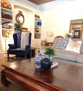 Family room furnishings - Opium coffee table