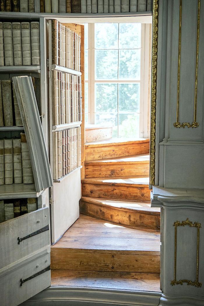 Admont Abbey Library - Austria - Photo-Dieter Karner