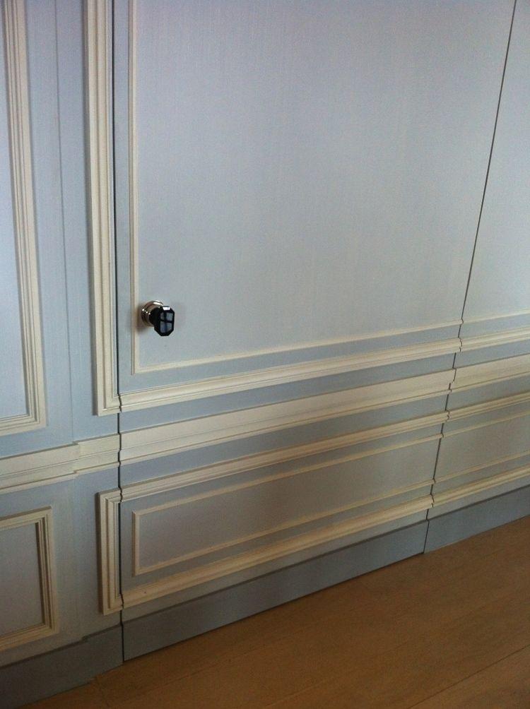 Bories and Shearron jib door - hidden door