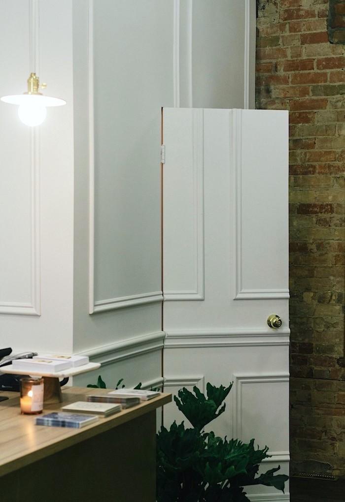 Walter Manning - via remodelista - old-faithful shop-toronto- jib door