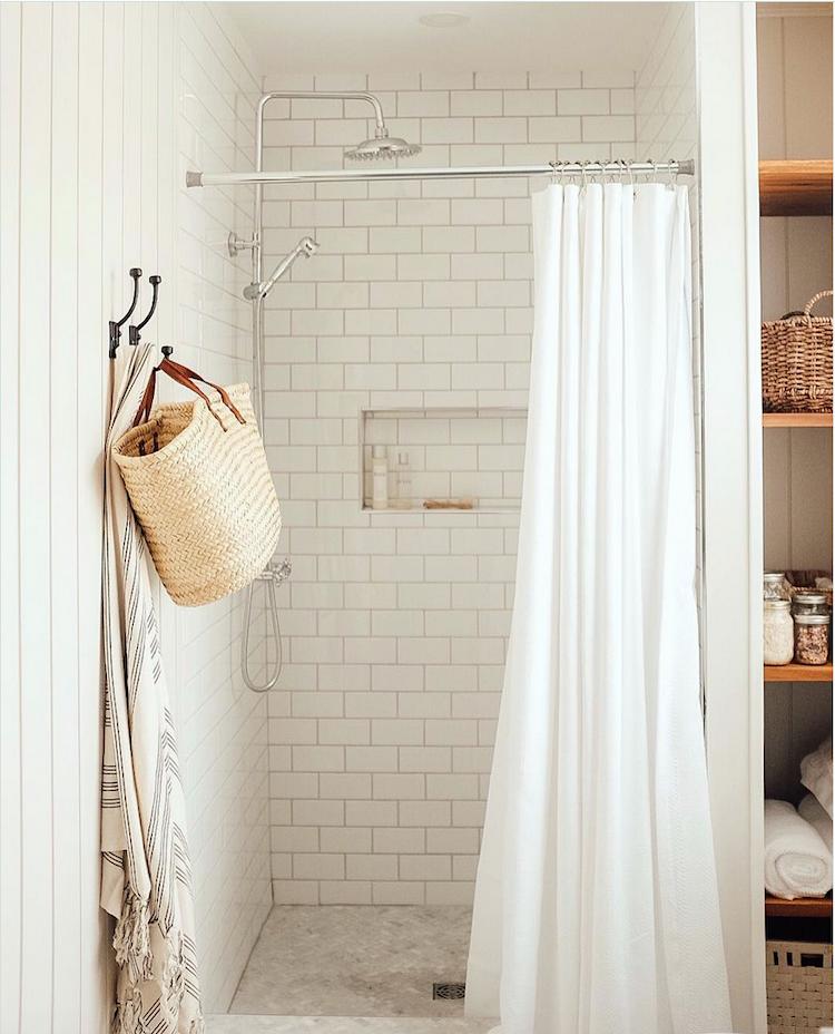 mariloubiz on instagram shower curtain