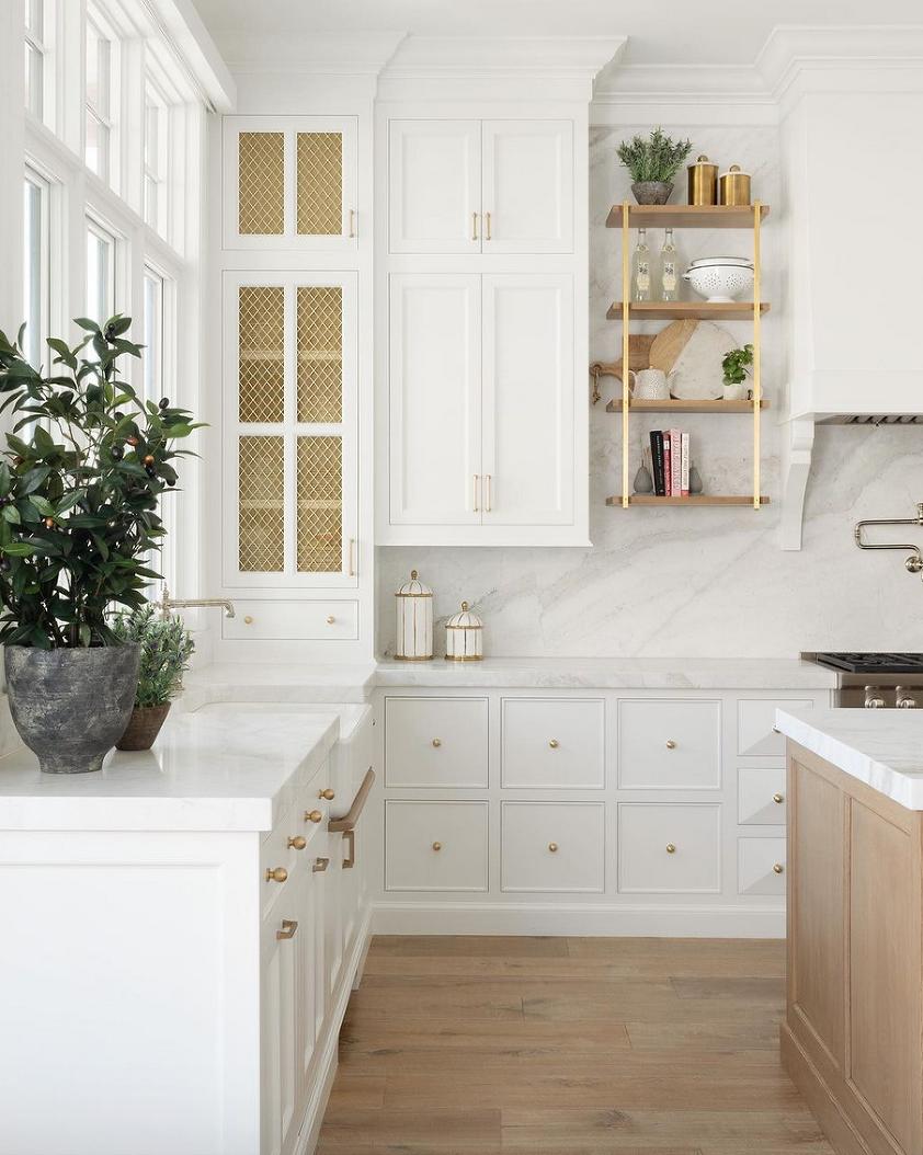 CScabinetry instagram - @scottdavisphoto - april 20, 2020 - white kitchen
