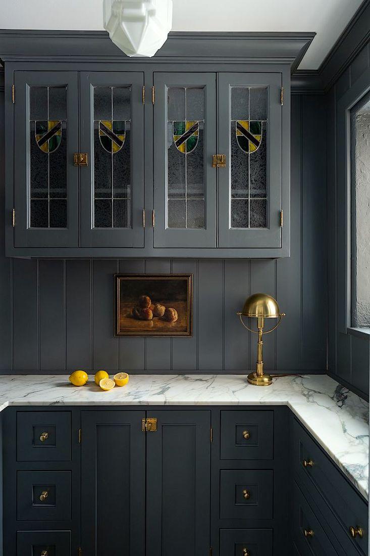 Interior Design - Whittney Parkinson - Sarah and Rachel Photography - hoffman - farrow & ball downpipe bulter